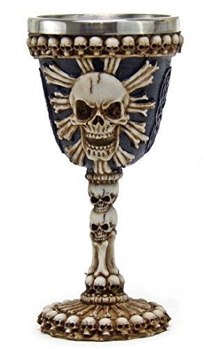 Skull Head Goblet .....!!!!