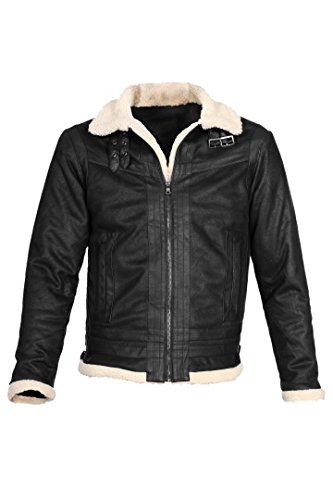 Collar Zip Front Jacket - 4