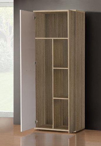 ROLLER Haushaltsschrank NET - Sonoma Eiche - Breite 69 cm
