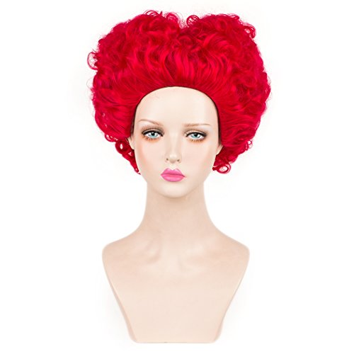 SiYi Anime Short Curly Beautyful Nifty Cosplay Wig
