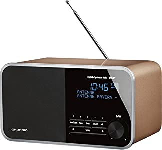 grundig dtr 3000 table digital radio guter klang guter. Black Bedroom Furniture Sets. Home Design Ideas