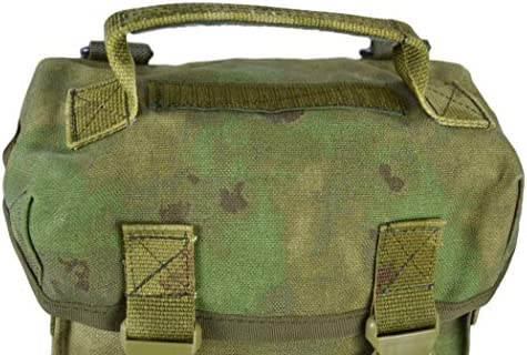 SPOSN SSO MON 50 MINE UTILITY MOLLE POUCH in A-TACS FG Russian Army