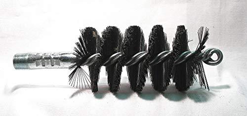 - Tough Guy Flue Brush, Dia 2-1/2, 3/8 MNPT, Length 8 3EDG7-1 Each