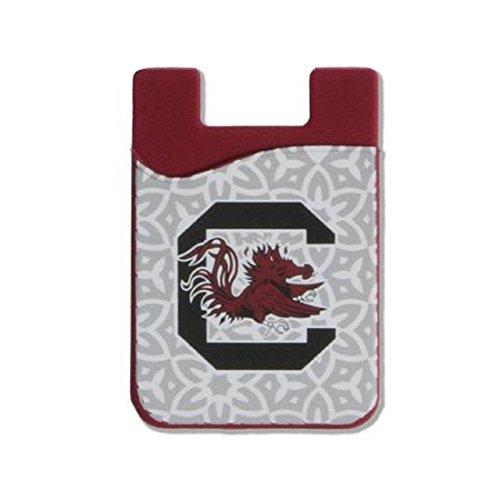Desden South Carolina Gamecocks Cell Phone Card Holder or Wallet ()