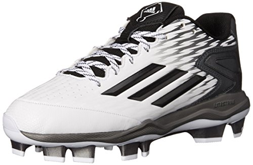 adidas Performance Women's PowerAlley 3 W Thermoplastic Polyurethane Softball Cleat