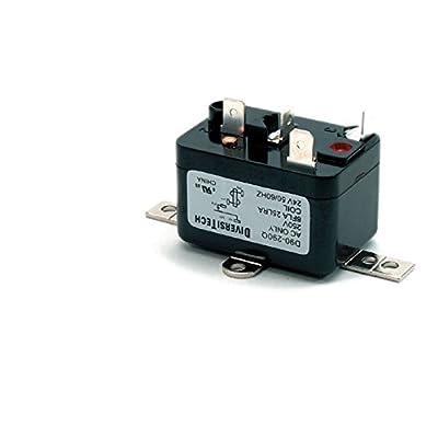 Diversitech D90-290Q 16/8A-24V GP Relay