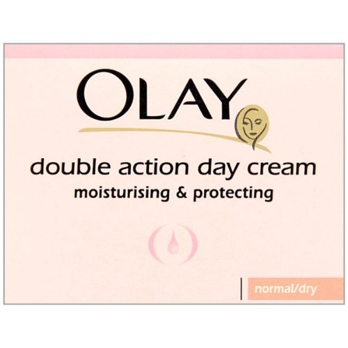 - Olay Classic Care Double Action Essential Moisture Day Cream - Normal and Dry 50ml