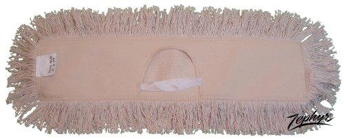 (Zephyr 9041 BBL Cotton Dust Mop Head, 18