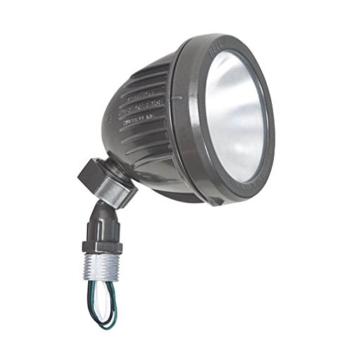 Hubbell-Bell LL1000Z Swivel Floodlights 1000 lm 13W Led Bronze(Pack of 4) by Hubbell Bell