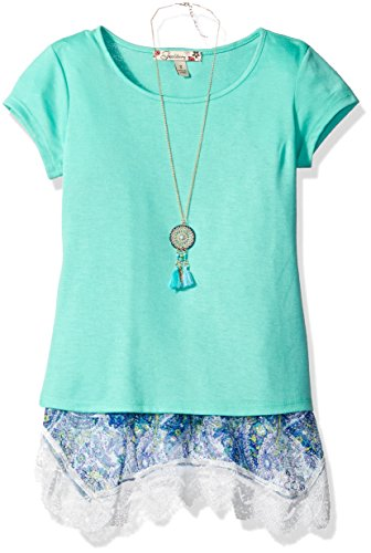 Speechless Girls Piece Printed Trapeze product image