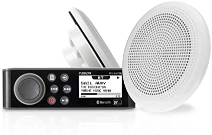 Fusion Ra70 Marine Radio Kit Mit Lautsprechern Modell Elektronik
