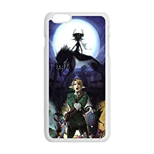 Magical wolf and man Cell Phone Case for iPhone plus 6