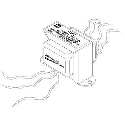 Amazon Com Hammond 1760e Transformer