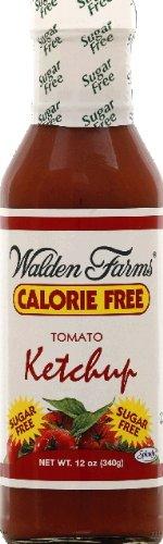 Walden Farms Ketchup, Fat Free, Calorie Free, 12 Oz - 6 per case