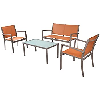 this item traxion outdoor patio furniture set sunset