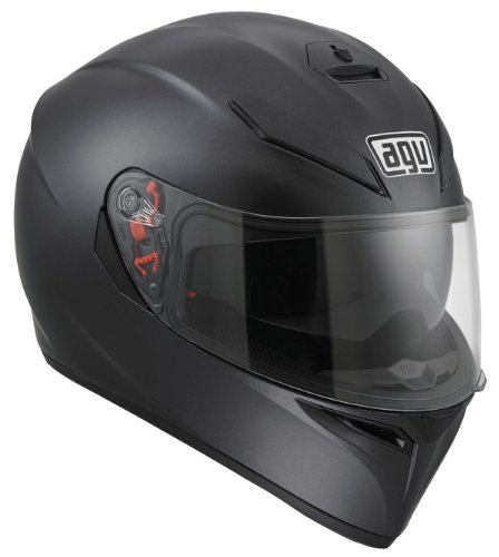 Spanish Dots - AGV HELMET K3 SV MATT BLK Size MS DOT