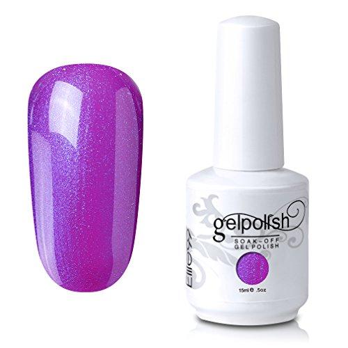 qimisi-soak-off-uv-led-gel-polish-nail-art-manicure-lacquer-pearl-rose-violet