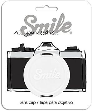 Smile Tapa para Objetivo La Nuit 55mm con Pinza: Amazon.es ...