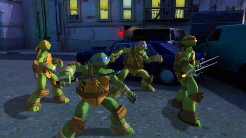 Teenage Mutant Ninja Turtles: Nintendo 3DS: Amazon.de: Games