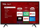 Electronics : TCL 40S325 40 Inch 1080p Smart LED Roku TV (2019)