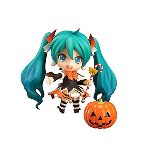 Snow Miku: Halloween Ver. Nendoroid Action Figure -
