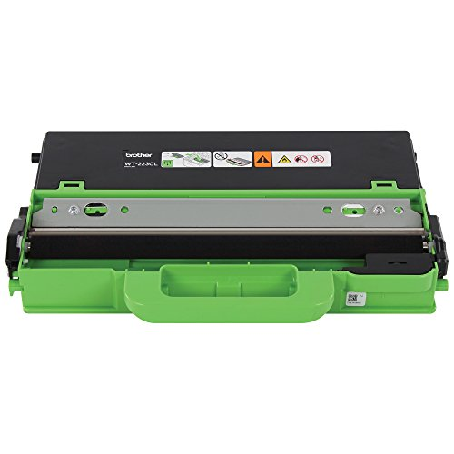 Brother Genuine Waste Toner Box Unit, WT223CL, Seamless Integration, Yields Up to 50,000 Pages