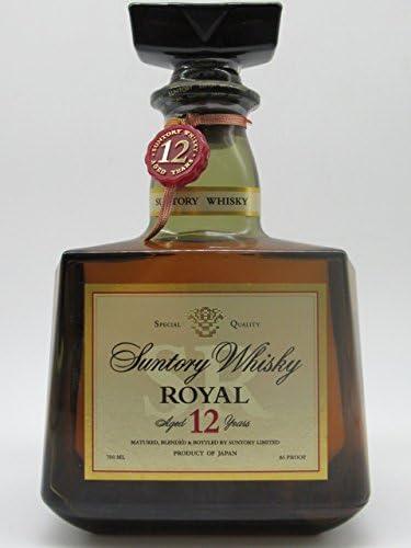 [古酒] サントリー ローヤル 12年 金ラベル 43度 700ml [TB-SRY-10]