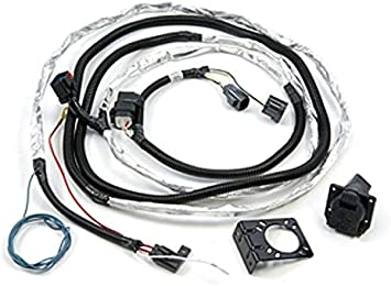 2007-2012 Jeep Wrangler Trailer Tow Wiring Harness - Complete Harness- on dodge dakota wiring harness, jeep patriot wiring harness, hummer h2 wiring harness, chevy aveo wiring harness, chrysler pacifica wiring harness, honda cr-v wiring harness, 2001 jeep wiring harness, amc amx wiring harness, pontiac bonneville wiring harness, chevy cobalt wiring harness, jeep grand wagoneer wiring harness, mazda rx7 wiring harness, jeep wrangler wiring connector, 2004 jeep wiring harness, jeep transmission wiring harness, geo tracker wiring harness, jeep wiring harness diagram, jeep wrangler wiring sleeve, jeep tail light wiring harness, jeep wrangler trailer wiring,