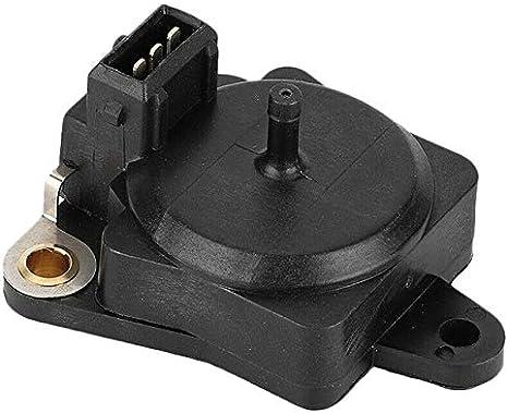 Luftdurchflußmesser Sensor Schwarz 3 0 Bar Map Sensor Ansaugdrucksensor Fit For Ford Fit For Sierra Fit For Cosworth 7654436 Color Black Auto