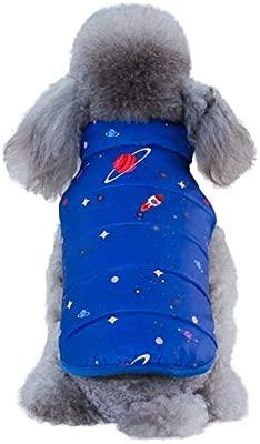 Handfly Perro Abrigo de Invierno c/álido Ropa de Perro para Perros peque/ños Invierno Cachorro Chihuahua Perro Abrigo Chaqueta Caliente Su/éter