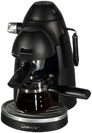 Clatronic ES 2970 – Cafetera espresso Negro: Amazon.es: Hogar