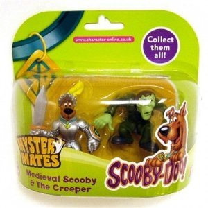Scooby Doo Mystery Mates (Scooby Doo Mystery Mates - Medieval Scooby & The Creeper)