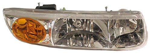 (Saturn S Series 00-02 Right Side Headlight Headlamp Sedan)