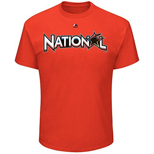 onal League Youth 2017 All-Star Game Name & Number T-Shirt (Youth X-Large 18) (All Star Game Womens T-shirt)