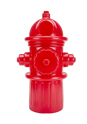 24x14x13-Life-Size-Red-Polyethylene-Plastic-Lifesize-Replica-Plastic-Fire-Hydrant-Pet-Container