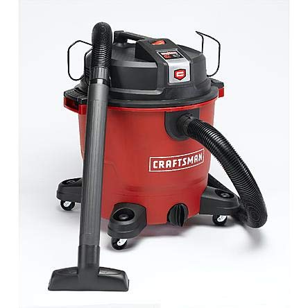 Craftsman XSP 16 Gallon 6.5 Peak HP WetDry Shop VacBlower