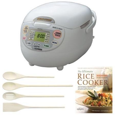 zojirushi ns zcc10 rice cooker - 5