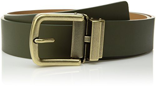 Comfort Click Men's Adjustable Perfect Fit Sth Leather Belt - As Seen On Tv