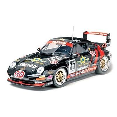 Tamiya 1: 24300024175–Taisan Star Card Porsche 911Gt21995: Toys & Games