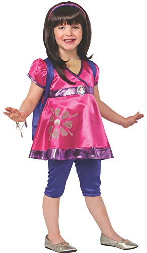 Dora Toddler Costume (Rubie's Dora and Friends Deluxe Dora The Explorer)