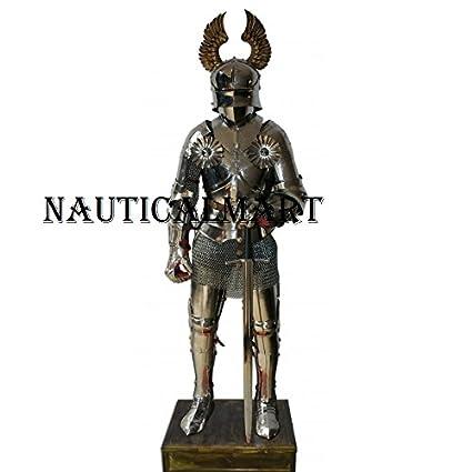 Amazon.com: Nauticalart, traje de noche medieval para ...
