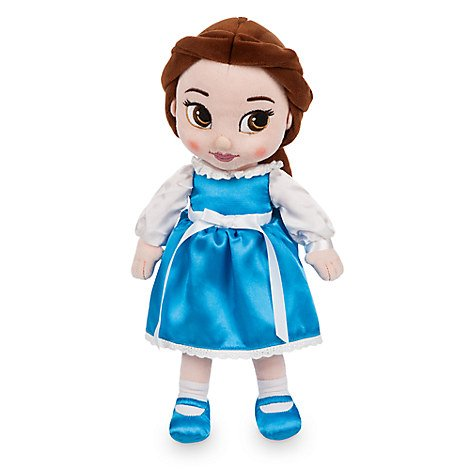 Belle Plush Doll - Disney Animators' Collection Belle Plush Doll - Small - 13 Inch