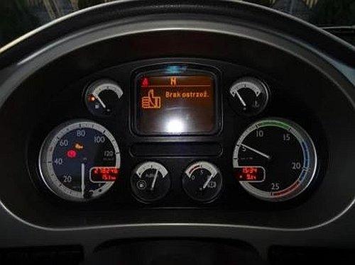 FIS VDO MFA pantalla DAF LF XF 105 95 2002 Tacho combinado Instrumento Instrumento Cluster Dashboard Pixeles Error: Amazon.es: Coche y moto