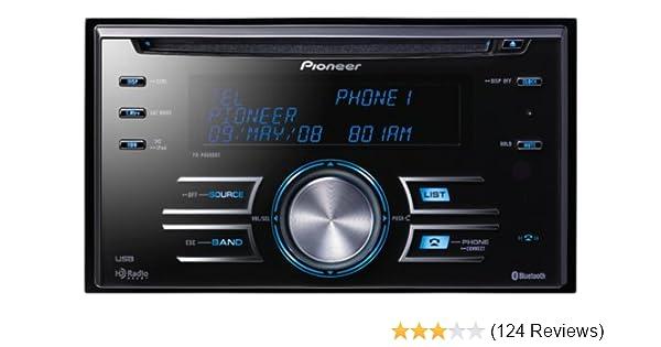 amazon com pioneer fh p8000bt double din in dash cd mp3 wma aac rh amazon com pioneer fh-p8000bt instruction manual pioneer fh-p8000bt manual pdf