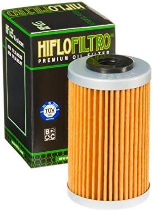 Filtro Olio Hiflo 655 EXC 450 dal 2012 al 2016