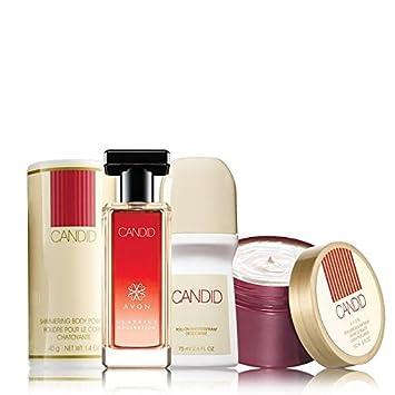 Avon Candid 4 pc. gift bundle