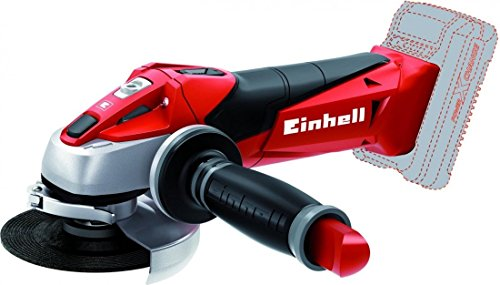 Price comparison product image Einhell TE-AG18LI Power-X-Change Cordless Angle Grinder 18 Volt Bare Unit