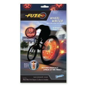Fuze Wheel Writer, 12 Designs