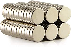 Neodymium Magnet Grade N35 - Size 12x2 Mm - 100 Pcs