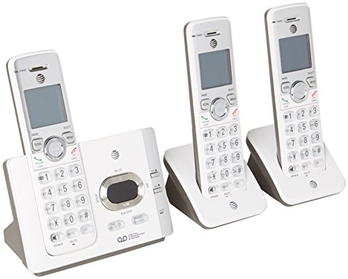 AT&T EL52315 Dect 6.0 Answering System with Caller ID/Call Waiting Landline Telephone Accessory by AT&T
